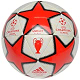 adidas 2019 Champions League Madrid Finale Fußball Profi Europa Turnierball Erwachsene Rot/Weiss...