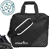 Athletico Essential Bowlingtasche – Einzelball Bowlingtasche mit gepolstertem Bowlingball Halter,...
