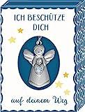 Schmuckanhnger - Kleiner Schutzengel: Ich bin immer bei dir / wo du auch bist (Sortiert, nicht...