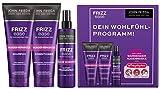 John Frieda Frizz Ease Wunder Reparatur Vorteils-Set - Shampoo, Conditioner, Sofort-Pflege-Spray und...