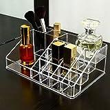 GFFTYX Make-up Aufbewahrungsbox, Lipsticks Halter Box & Multifunktions Schmuck Aufbewahrungsbox,zur...