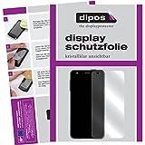 dipos I 2X Schutzfolie klar kompatibel mit Medion E6912Tablet eBook Reader Folie...