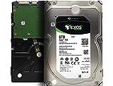 Seagate Exos 7E8 (ST6000NM0115) 6TB 7200RPM 256MB Cache SATA 6Gb/s (512e) 3.5inch Enterprise Hard...