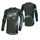 O'NEAL | Motocross-Trikot | Enduro Motorrad | Passform für Maximale Bewegungsfreiheit, Eingenähter...
