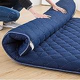 hxxxy Japanisches Tatami Boden Matte,Verdickte japanischen futon matratzenauflage schlafen pad...
