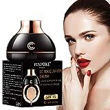 CC Creme, BB Creme, Flüssige Foundation, Flüssige Grundierung, Make up Concealer für Gesicht,...