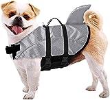 Hundeschwimmwesten für Haustiere, reflektierend, Schwimmermantel, Sicherheits-Lebensretter mit...