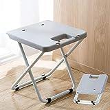 Unbekannt No Brand Home Chair Tragbar Party faltbar Picknick Camping Angeln Stühle Hocker Möbel...