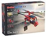 fischertechnik 559882 Profi Solar Power-das Experimentierspielzeug mit 4 Modellen wie Flugzeug,...