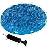 Movit Ballsitzkissen Dynamic SEAT inkl. Pumpe, Durchmesser 38cm, blau, schadstoffgeprüft,...