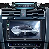 strimusimak Auto Audio Video MP4 MP5 Player 7-Zoll-Bluetooth 4.0 Freisprecheinrichtung High...