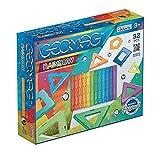 Geomag, Classic Rainbow, 370, Magnetkonstruktionen und Lernspiele, 32-teilig