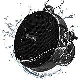 Onforu Bluetooth Lautsprecher, IPX7 Wasserdicht Duschlautsprecher mit Fahrradhalter, V5.0 Bike...