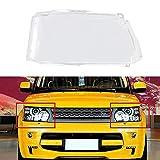 Blossion Auto Vorne rechts Scheinwerfer Linsenkopf Lampenschirm Klarer Abdeckung für Land Rover...