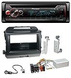 caraudio24 Pioneer DEH-S720DAB MP3 DAB CD Bluetooth USB Autoradio für Kia Sportage 3 Navi 10-15...