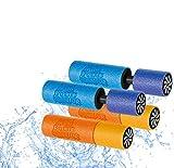L+H 8X Wasserspritzpistole Schaumstoff | DAS ORIGINAL - MAX Liquidator© Mini Eliminator...