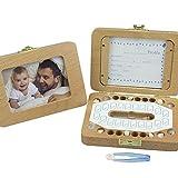 arthomer Zahndose, Aufbewahrungsbox für die Zähne des Kindes, Erinnerung an die Zeit, Geschenk zur...