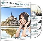 AudioNovo Französisch I–III für Anfänger und Fortgeschrittene: In nur 3 Monaten schnell und...
