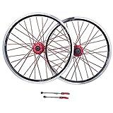 ZFF Mountainbike Scheibenbremse Rad 26-Zoll-Aluminiumlegierung der Qualitäts 32 Loch vor und nach...