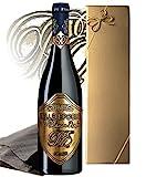 Luxus Weingeschenk für Bordeaux-Liebhaber | Belle Epoque á la Maison Laufèr Rotwein (0,75L) im...