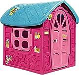 Dohany 5075M Spielhaus, Indoor und Outdoor, Gartenhaus fr Kinder ab 2 Jahren