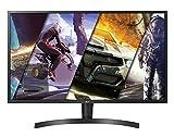 LG 32UK550-B 80,01 cm (31,5 Zoll) Monitor (UHD 4K, AMD Radeon FreeSync, DAS Mode, Reader Mode)...