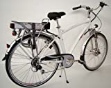 GermanXia Elektro-Trekkingrad 7-Gang Shimano,250W / 11 Ah