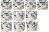 Gastro-Bedarf-Gutheil 10 x Sicherheitsbrennpaste je Dose 200 g Qualittsprodukt Fire Paste Brennpaste...