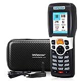 Trohestar Wireless-Barcode-Scanner, 1D-USB-Barcode-Handscanner mit Kabellosem Laser-Barcode-Lesegert...