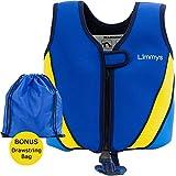 Limmys Premium Neopren Schwimmweste, ideale Schwimmhilfe für Jungen und Mädchen, EXTRA...