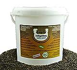 Hubey Bio Naturdünger aus Hühnermist (6 kg) I Hochwirksamer Hühnerdung u. organischer...