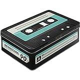 Nostalgic-Art 30714 Retro Wave - Retro Cassette, Vorratsdose Flach