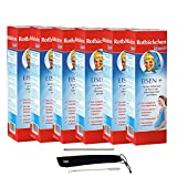 Rotbäckchen Mama Eisen + 6x 450ml Vegan Nahrungsergänzungsmittel mit Eisen und Vitamin C - mit...