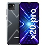 CUBOT X20 Pro Smartphone ohne Vertrag, 4G LTE 6,3 Zoll Smartphone, 6GB RAM+128GB ROM, 4000mAh Akku,...