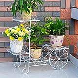 XXY.XXY Pflanzenständer Eisen Pflanzenerde Blume u0026 ouml;pfe kontinentales Wohnzimmer mit...