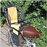 XYXZ Fahrradsattel Sitzpolster Hinterer Kinderfahrradsitz, Montierte Kinderfahrradsitze Mit...