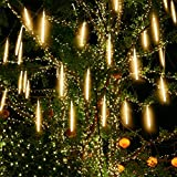 Ggdoo Romantisches Meteor-Licht LED-Meteor dekorative Lampe Super helle Fairy Light Dusche...