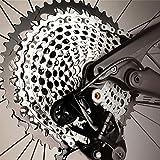 logozoee Ersatzketten 11-Gang-Fahrradkette Mountainbike-Kette 11-Gang-Rennrad-Mountainbike-Kette...