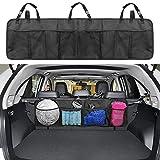 Kofferraum Organizer, Infreecs Auto Organizer mit großen Netz-Taschen | Sitztasche | Auto...