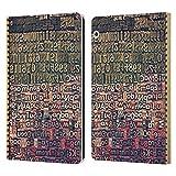 Head Case Designs Offizielle Spires Setzkasten 2 Typografie Leder Brieftaschen Huelle kompatibel mit...