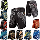 VELO MMA Shorts Bekleidung Training Cage Fighting Grappling Mix Martial Arts Muay Thai Kickboxen...