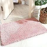 YIJIAHUI Fußmatte aus Polyester, 6 Farben, geeignet für Schlafzimmer, Badezimmer, Küche,...