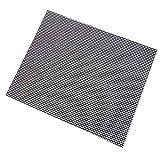 Grillmatte, wiederverwendbare hitzebeständige Backmatte für das Picknick im Freien, 15,75 x 12,99...