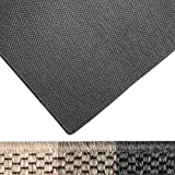 casa pura Moderner Teppich in Premium Sisal Optik | ausgezeichnet mit GUT-Siegel | pflegeleichtes...