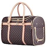 Groß Transporttasche Hundetasche Katzentasche Tragetasche für kleine Hunde und Katzen bis 5kg...