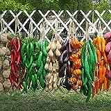 Ordertown Künstliche Gemüse-Verzierung, Die Dekor, Künstliche...