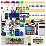 Freenove RFID Starter Kit für Raspberry Pi 4 B 3 B+ 400, 423-Seitige Detaillierte Tutorials, Python...