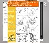 Schneeräumgeräte selber bauen: Deine Projektbox inkl. 158 Original-Patenten bringt Dich mit Spaß...