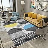 GBFR Rugs for Living Room 3D Printing|Child Crawling Carpet Tiles|Non Slip Rug Underlay|Hotel