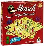 Schmidt Spiele 49330 Classic Line, Mensch ärgere Dich Nicht, mit extra großen Spielfiguren aus...